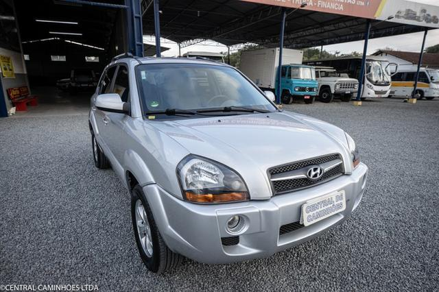 Hyundai Tucson Gls 2.0 Automática