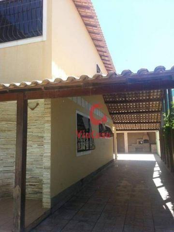 Casa duplex com ampla área externa 3 quartos com área gourmet no Village - Foto 6