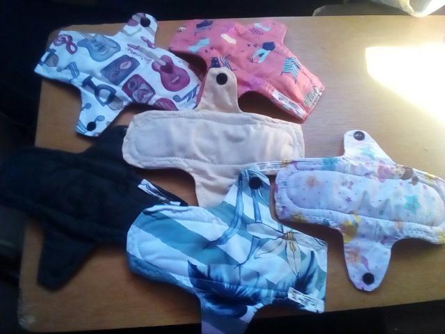 Absorventes de tecido - Foto 2