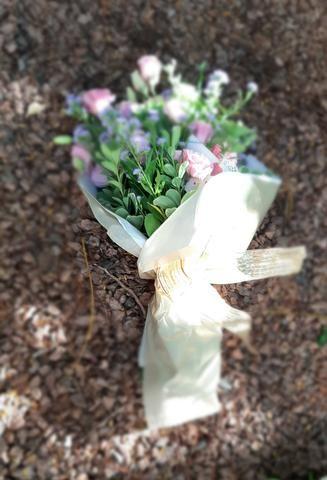 Buquê de Flores Dia dos Namorados - Foto 2