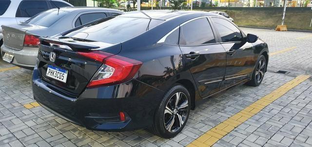 Honda Civic EXL 2.0 17/17 - Foto 5