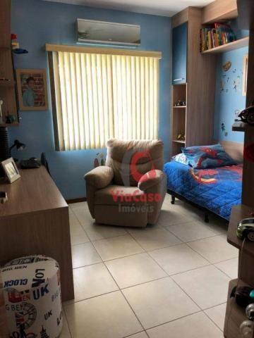 Apartamento com 4 dormitórios à venda, 124 m² por R$ 790.000,00 - Costazul - Rio das Ostra - Foto 10