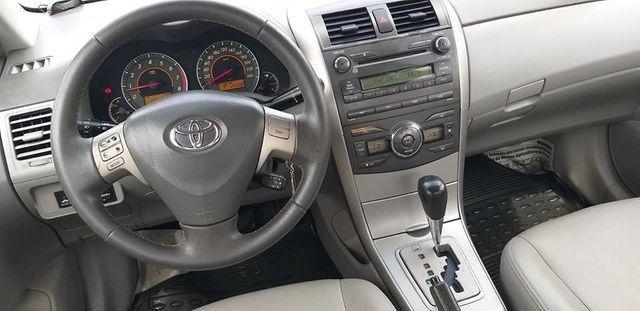 Corolla xei 1.8 automático 2009-2010 - Foto 6