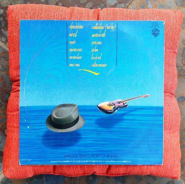 LP Vinil Lulu Santos - Tudo Azul - com encarte - Foto 3
