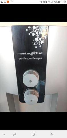Purificador De Água Master Flex Masterfrio Inox - Foto 4