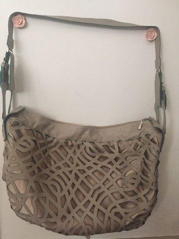 Bolsa grande couro  - Foto 2