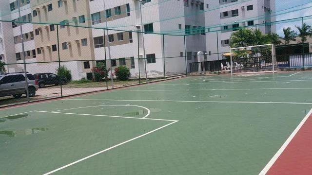 Apartamento para alugar no Janga, 2 quartos com piscina