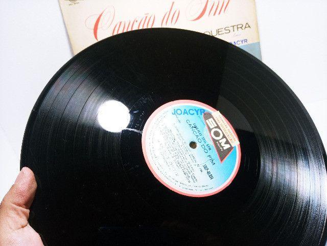 Lp Vinil Marcus Ortiz Com Orquestra Canção Do Fim - Foto 2