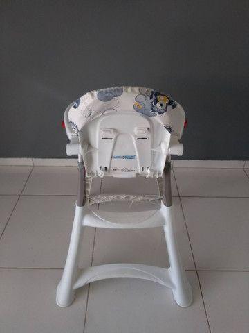 Cadeira de alimentação Premium Galzerano - Foto 4