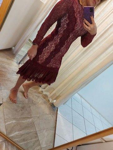 Vestido de festa em Renda e Tule  - Foto 2