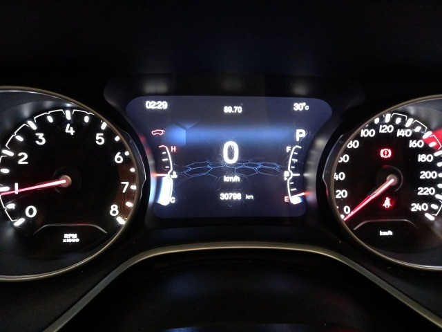 Jeep Compass Limited 2.0 Flex - 2018 - Foto 10