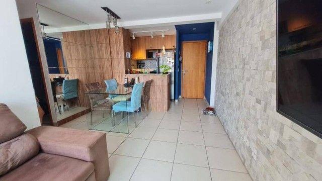 (ESN)TR70287. Apartamento na Fatima com 50m², 2 quartos, 1 vaga - Foto 2