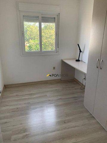Apartamento semimobiliado com 03 dormitórios no Vida Viva Iguatemi - Foto 16