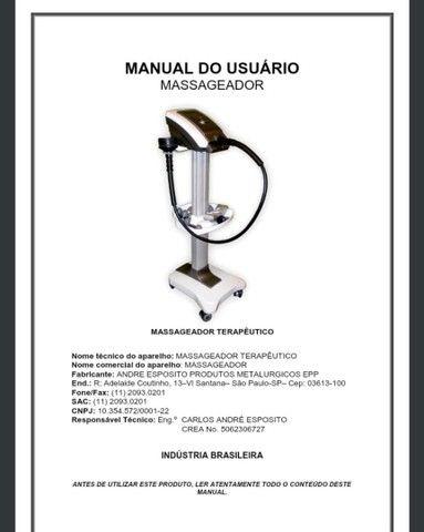 Massageador  Muscular - Vibrocell Advanced - Foto 4