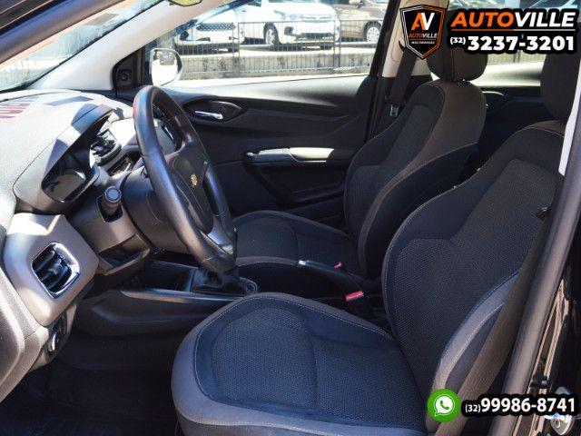 Chevrolet Prisma LT 1.0 Flex Completo*Rodas de Liga Leve*Motor 80CV - 2014 - Foto 8