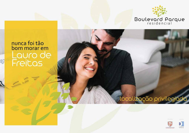 Apartamento para venda possui 59 metros com 2/4 Suíte e Varanda em Lauro de Freitas - BA - Foto 6
