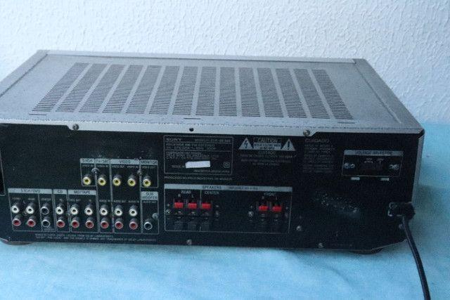 Receiver Sony Str De 345 Dolby 5x1 - Foto 3
