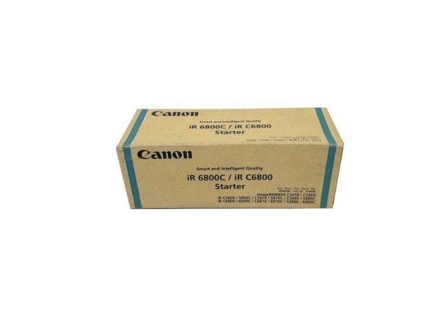 Toner Canon IR6800C Cyan Original Novo