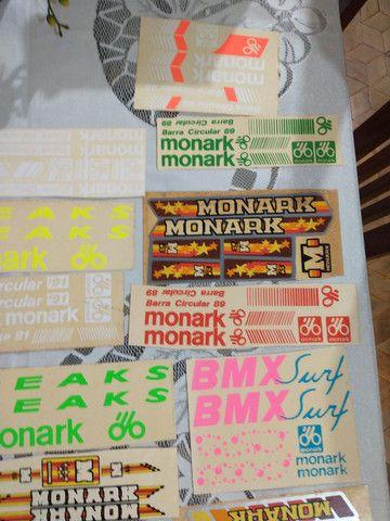 Adesivos originais Monark - Foto 3