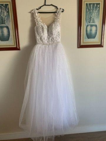 Vestido Noiva/ Debutante - Foto 4
