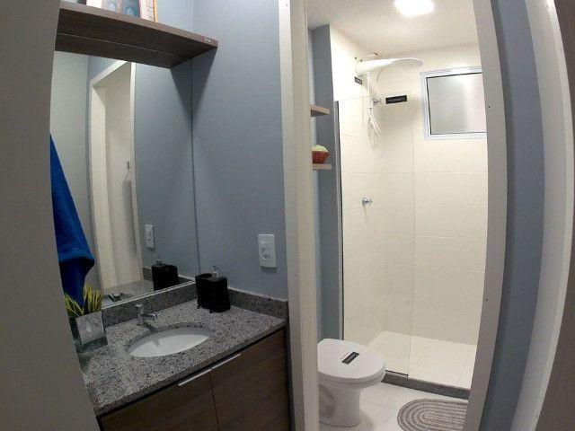E- apartamentos de 2 e 3 quartos com suíte na av Arthur Bernardes, com lazer completo - Foto 3