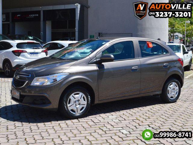 Chevrolet Onix 1.0 LT Completo*O Mais Vendido do Brasil*4 Pneus Novos- 2013 - Foto 3