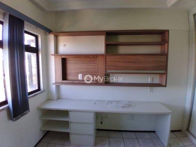 Apartamento com 3 dormitórios à venda, 105 m² por R$ 350.000,00 - Papicu - Fortaleza/CE - Foto 11