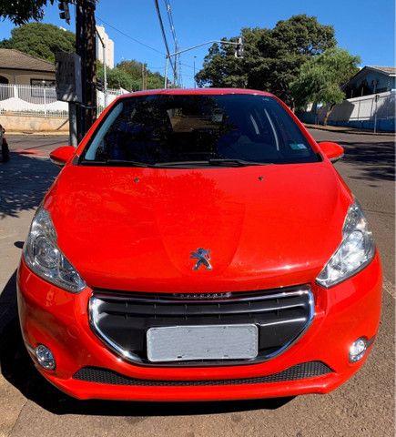 Peugeot 208 Active Pack 1.5 flex impecável.  - Foto 2