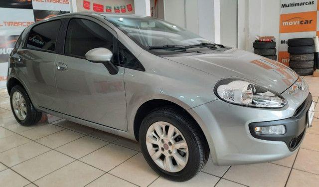 Fiat Punto Attractive 1.4 Completão  - Foto 5
