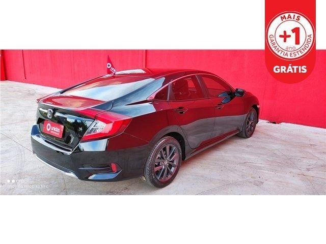 Honda Civic 2.0 FlexOne EX AT *Impecável* IPVA 2021 Total pago - Foto 6