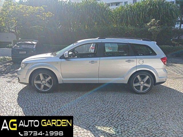 Dodge Journey 2012 Blindada n3a Sxt 3.6 v6 7lug aut+tip+toplinha+novíssima!!! - Foto 8