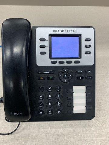 Telefone grandstream IP 5 unidades