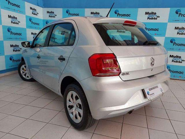 Volkswagen Gol  1.0 Flex 12V 5p - Foto 3