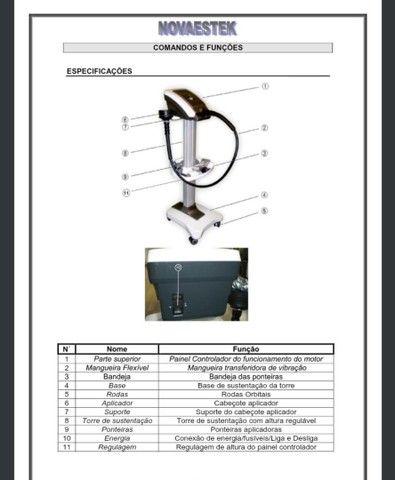 Massageador  Muscular - Vibrocell Advanced - Foto 5