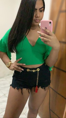 Shorts jeans e macaquito jeans