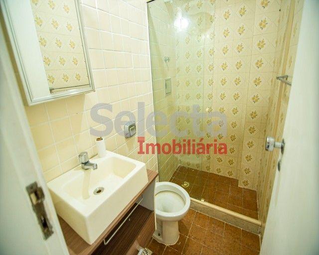 Excelente apartamento reformado na Av. Maracanã com 79m². - Foto 11
