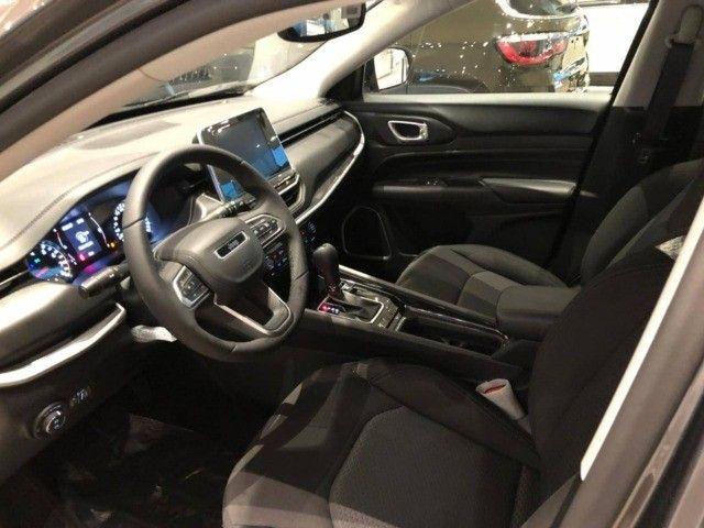 Novo Jeep Compass Sport 1.3 turbo flex 2022 SUV 185cv para pessoa física - Foto 5