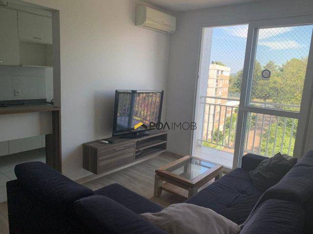 Apartamento semimobiliado com 03 dormitórios no Vida Viva Iguatemi - Foto 20