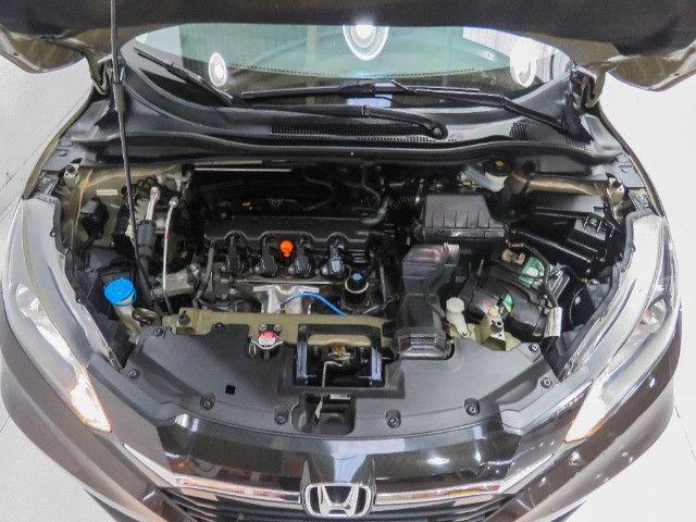 Honda HRV 1.8 EXL Flex Cambio CVT 2016 - Foto 17