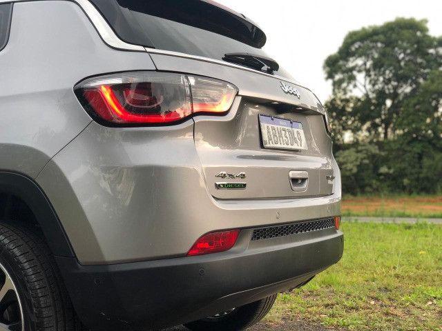 Jeep Compass Limited 2.0 4x4 Diesel 2019 - Foto 12