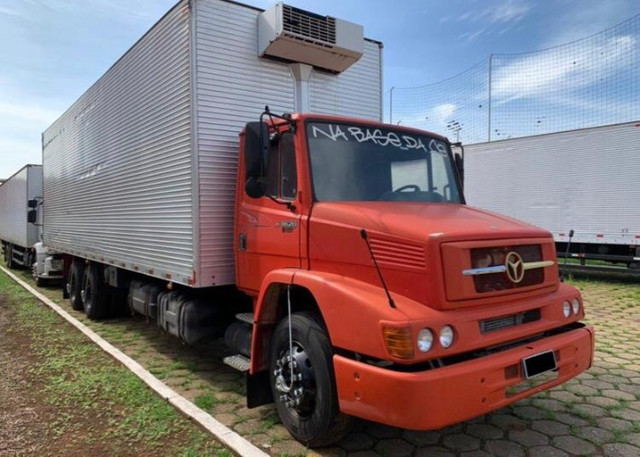 caminhão mb 1620  - Foto 5