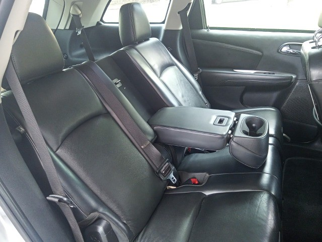 Dodge Journey 2012 Blindada n3a Sxt 3.6 v6 7lug aut+tip+toplinha+novíssima!!! - Foto 12