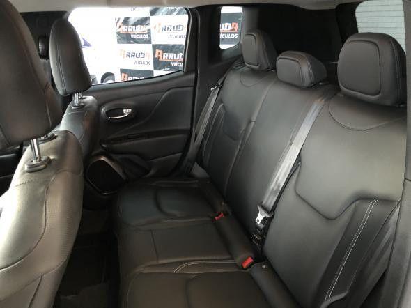 Jeep Renegade Limited 1.8 4x2 Flex Aut.2019 28200km - Foto 7