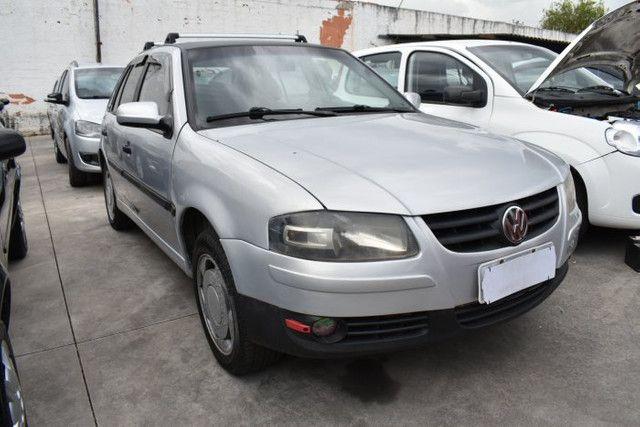 Volkswagen gol 2007 1.0 mi 8v flex 4p manual g.iv - Foto 9
