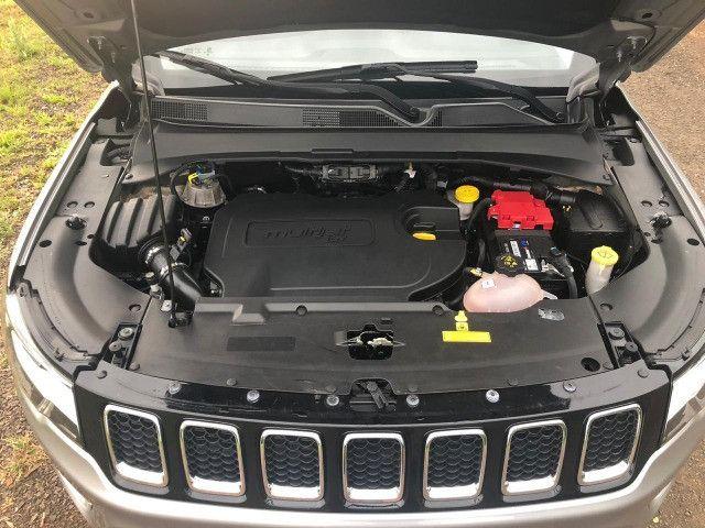 Jeep Compass Limited 2.0 4x4 Diesel 2019 - Foto 13