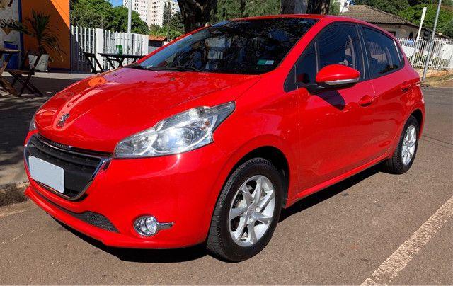 Peugeot 208 Active Pack 1.5 flex impecável.  - Foto 3