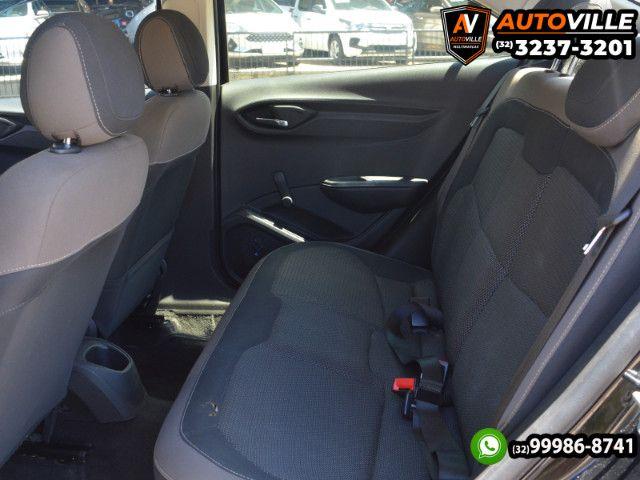 Chevrolet Prisma LT 1.0 Flex Completo*Rodas de Liga Leve*Motor 80CV - 2014 - Foto 12