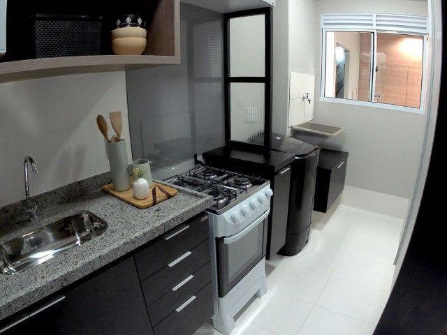 E- apartamentos de 2 e 3 quartos com suíte na av Arthur Bernardes, com lazer completo - Foto 6