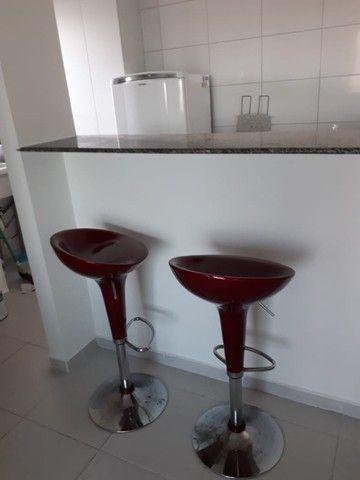 NV - Aluguel na Boa Vista, Todo mobiliado, 1 Quarto, Varanda, 1 Vaga, Lazer completo - Foto 6