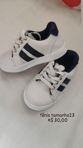 Sapatos para crianças